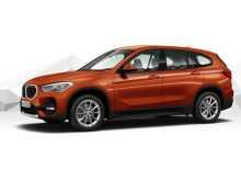 Москва BMW X1 2019