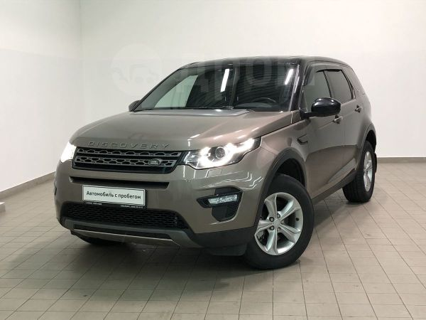 Land Rover Discovery Sport, 2017 год, 1 890 000 руб.