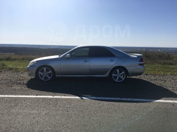 Toyota Mark II, 2000 год, 550 000 руб.