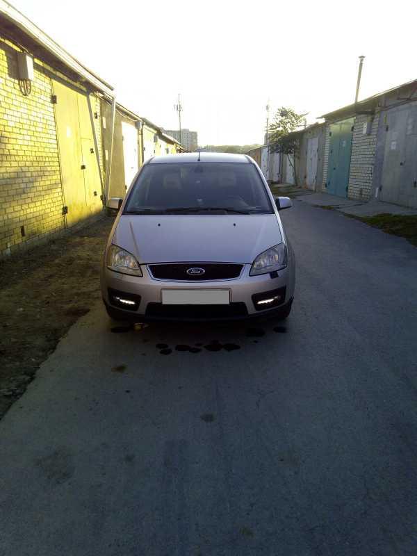 Ford C-MAX, 2006 год, 280 000 руб.