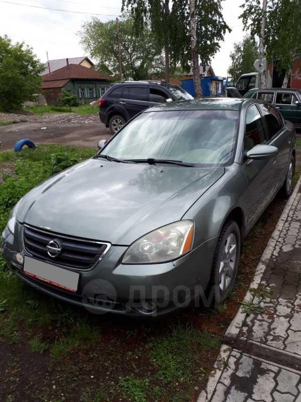 Nissan Altima, 2003 год, 275 000 руб.