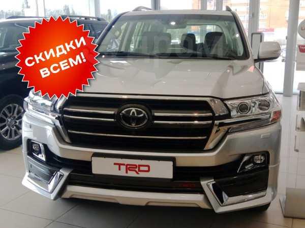 Toyota Land Cruiser, 2019 год, 6 320 000 руб.