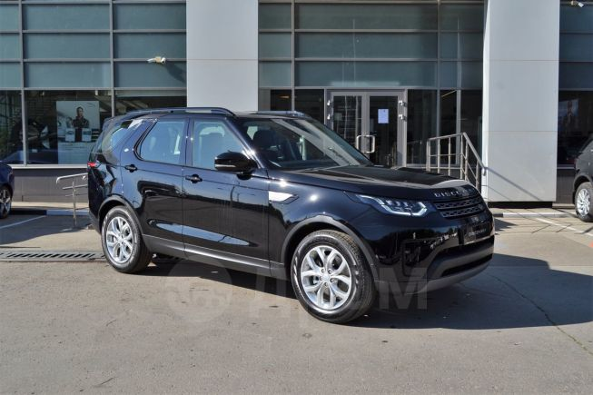 Land Rover Discovery, 2019 год, 5 342 000 руб.