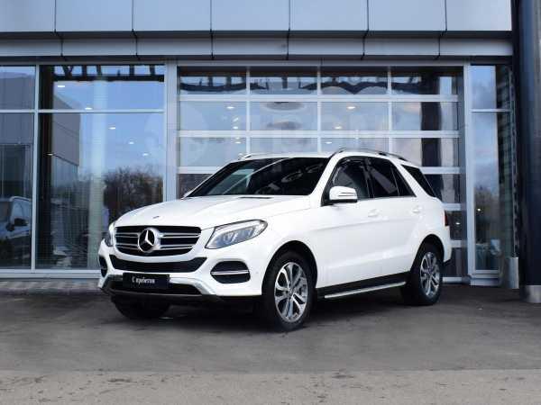 Mercedes-Benz GLE, 2015 год, 2 769 000 руб.