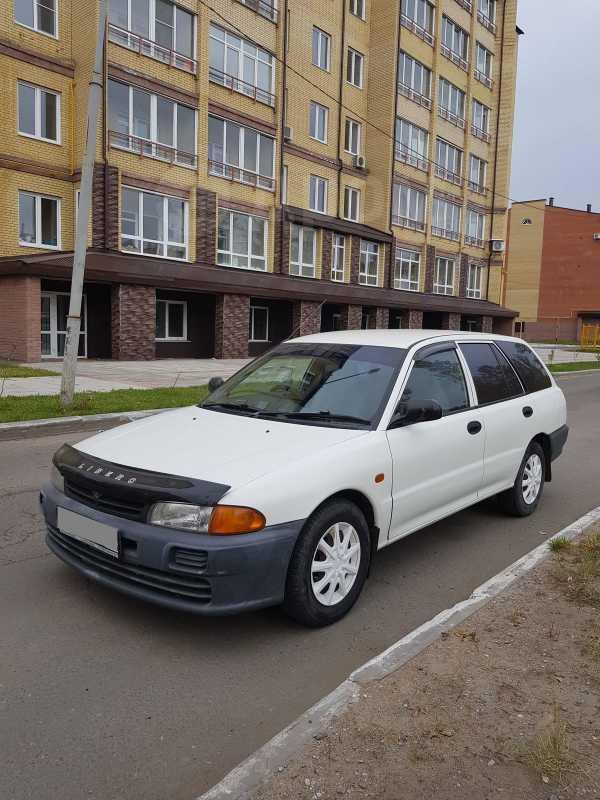 Mitsubishi Libero, 2001 год, 155 000 руб.
