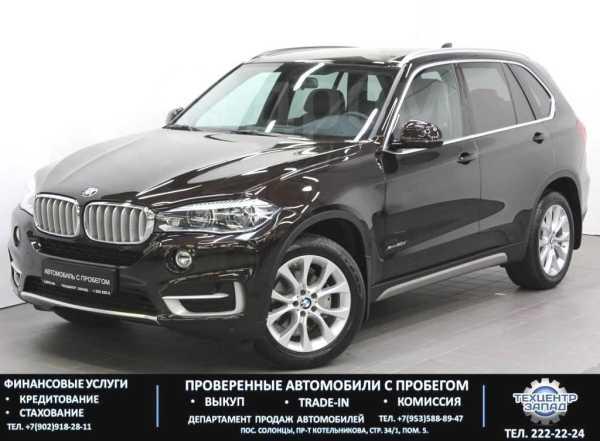 BMW X5, 2017 год, 3 550 000 руб.