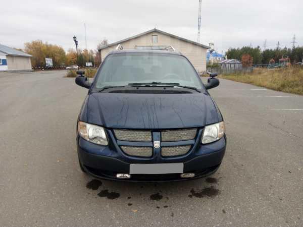 Dodge Caravan, 2002 год, 300 000 руб.