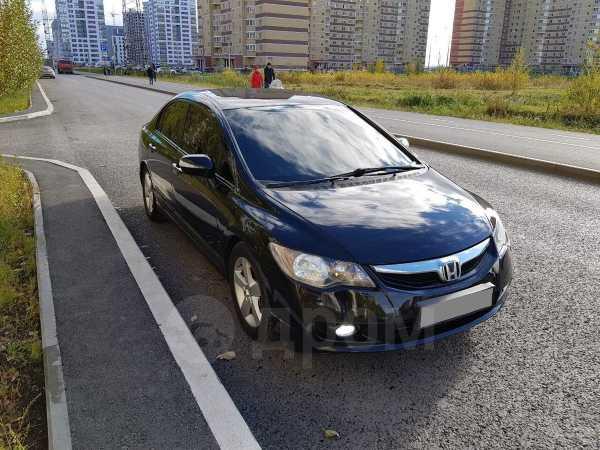 Honda Civic, 2011 год, 620 000 руб.