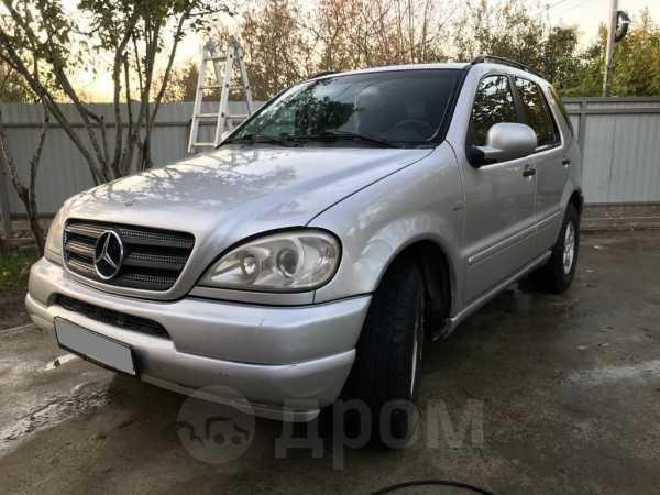 Mercedes-Benz M-Class, 2000 год, 305 000 руб.