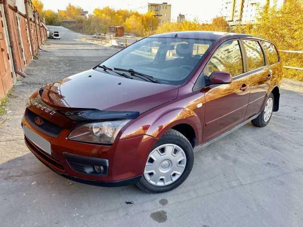 Ford Focus, 2006 год, 333 000 руб.