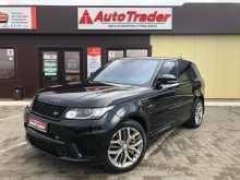 Киров Range Rover Sport