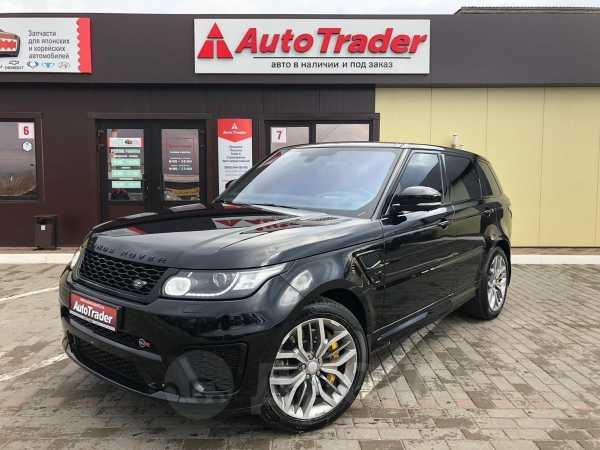Land Rover Range Rover Sport, 2015 год, 4 200 000 руб.