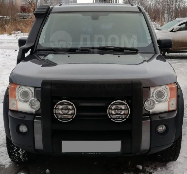 Land Rover Discovery, 2006 год, 650 000 руб.