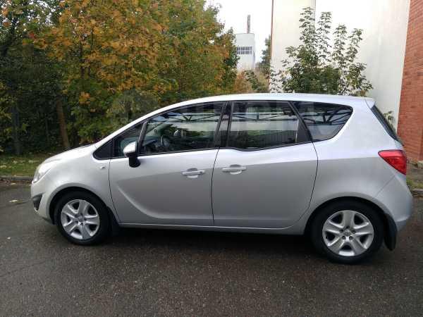 Opel Meriva, 2012 год, 490 000 руб.