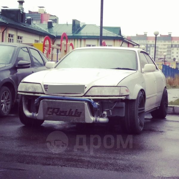 Toyota Mark II, 2000 год, 450 000 руб.