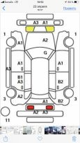 Toyota Prius a, 2016 год, 1 040 000 руб.