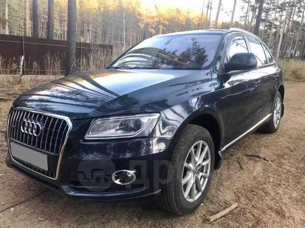 Audi Q5, 2014 год, 1 380 000 руб.