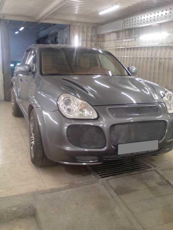 Porsche Cayenne, 2006 год, 600 000 руб.