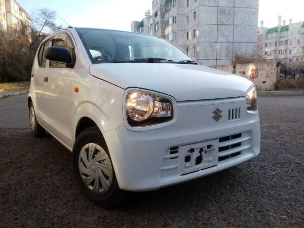 Suzuki Alto, 2015 год, 282 000 руб.