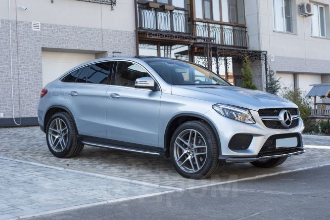 Mercedes-Benz GLE Coupe, 2017 год, 4 200 000 руб.