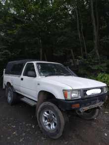 Владивосток Hilux Pick Up 1992