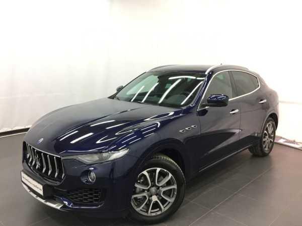 Maserati Levante, 2017 год, 4 800 000 руб.