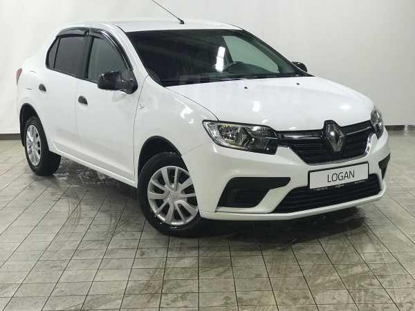 Renault Logan, 2019 год, 603 670 руб.