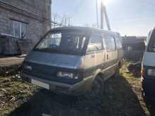Иркутск Bongo 1991