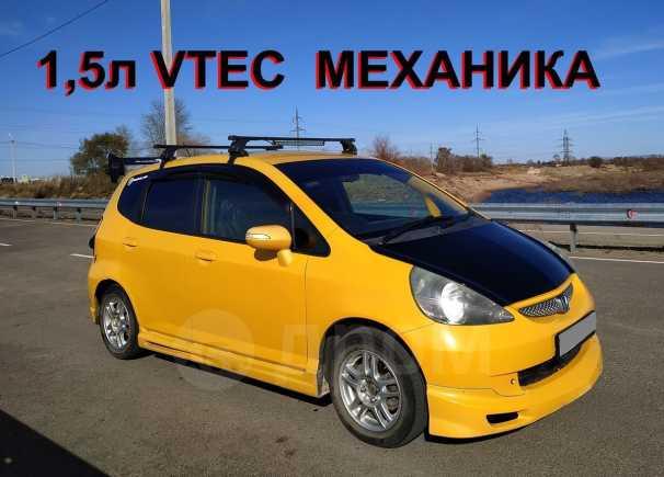 Honda Fit, 2005 год, 345 000 руб.