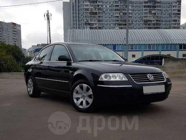 Volkswagen Passat, 2002 год, 289 000 руб.