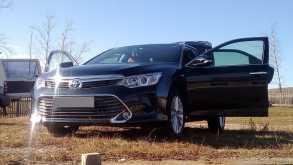 Чита Toyota Camry 2014