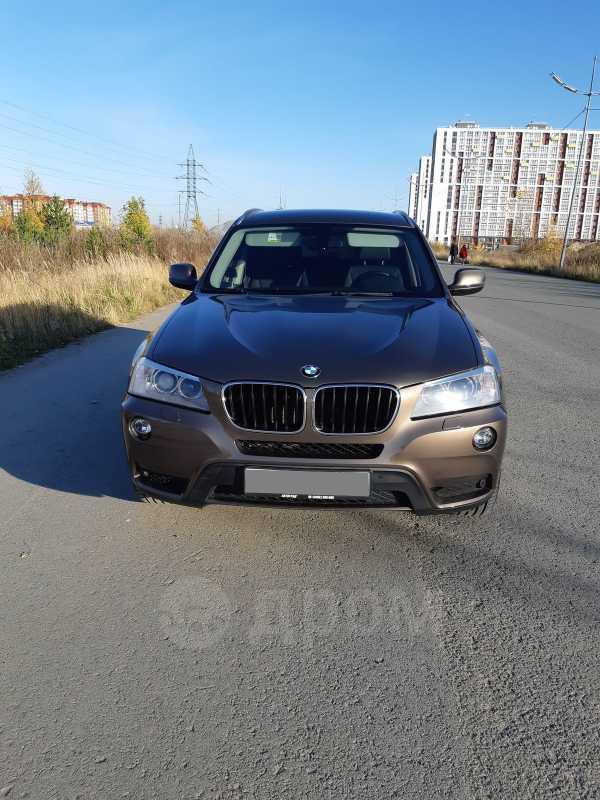 BMW X3, 2014 год, 1 250 000 руб.