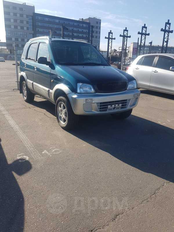 Daihatsu Terios, 1998 год, 333 000 руб.