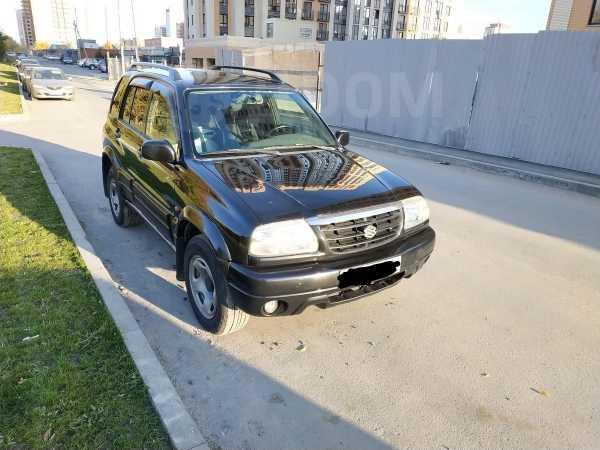 Suzuki Grand Vitara, 2001 год, 417 000 руб.