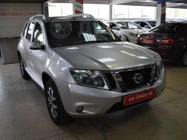 Nissan Terrano, 2014 год, 744 000 руб.
