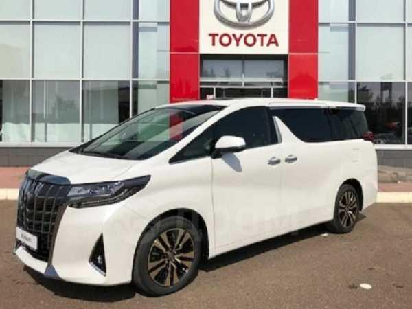 Toyota Alphard, 2019 год, 5 223 000 руб.