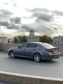 Санкт-Петербург GS350 2012