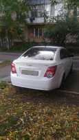 Chevrolet Aveo, 2013 год, 370 000 руб.