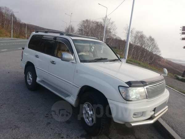 Toyota Land Cruiser, 1998 год, 999 999 руб.