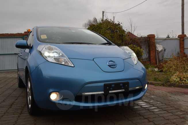 Nissan Leaf, 2012 год, 345 000 руб.