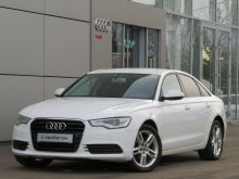 Иркутск Audi A6 2012