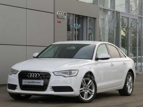 Audi A6, 2012 год, 1 050 000 руб.