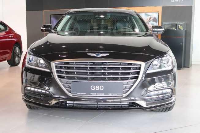 Genesis G80, 2019 год, 3 045 000 руб.