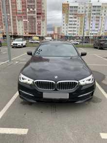 Челябинск BMW 5-Series 2017