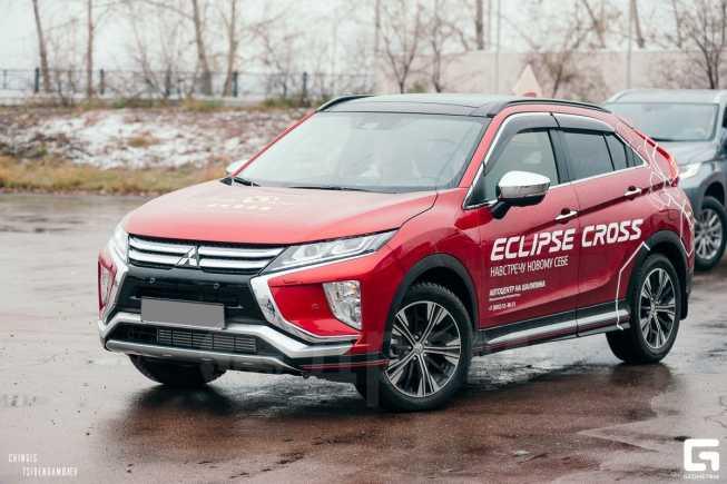 Mitsubishi Eclipse Cross, 2018 год, 2 220 000 руб.