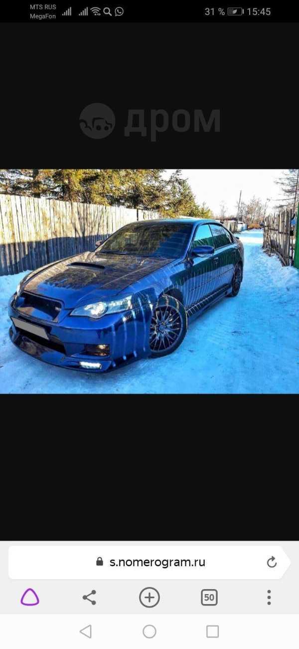 Subaru Legacy B4, 2003 год, 560 000 руб.