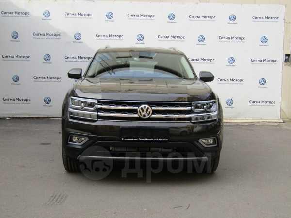 Volkswagen Teramont, 2019 год, 3 889 000 руб.