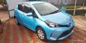Toyota Vitz, 2015 год, 575 000 руб.