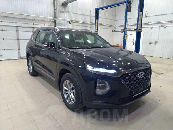 Hyundai Santa Fe, 2019 год, 2 535 000 руб.