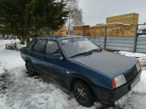 Лада 21099, 1995 год, 24 000 руб.